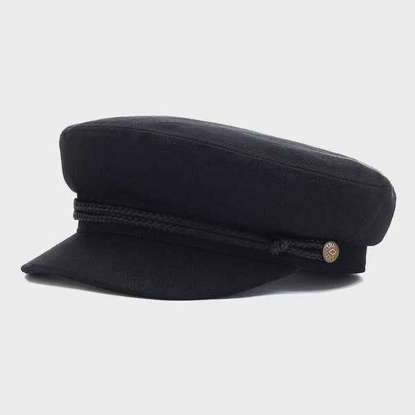 product: Brixton Fiddler Cap Black