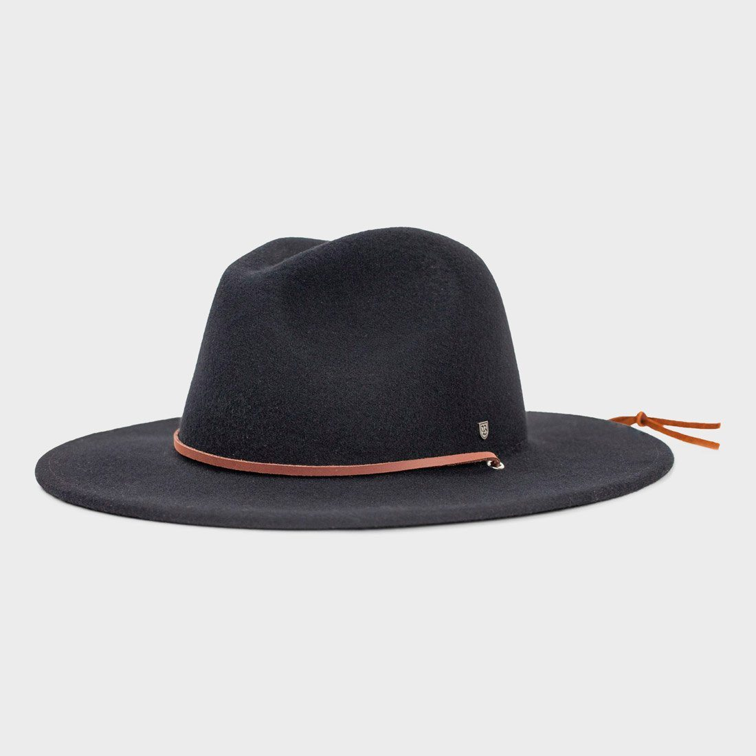 Brixton Field Hat Black