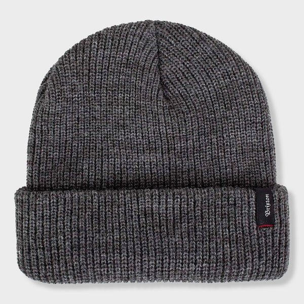 d09803ac71 product: Brixton Heist Beanie Heather Grey