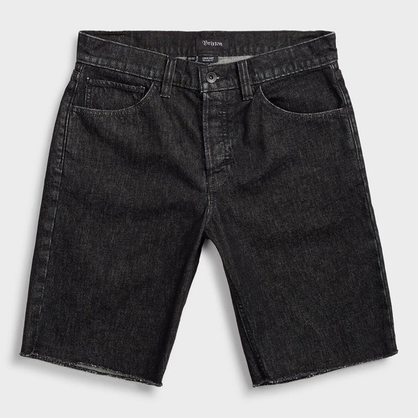 product: Brixton Labor 5 Pocket Denim Short Black