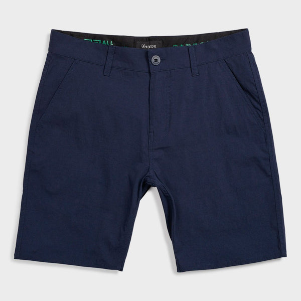 product: Brixton Toil lI All-Terrain Shorts Navy