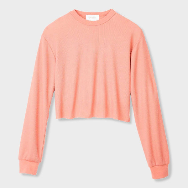 product: Brixton Women's Cornell Crop Shirt Dusty Rose