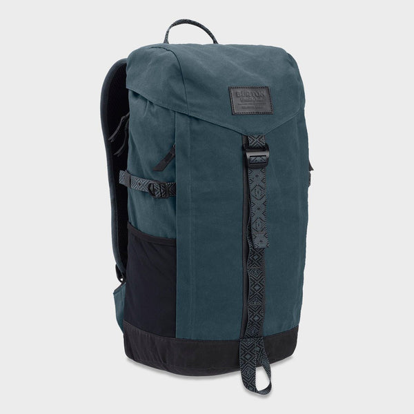 product: Burton Chilcoot Pack Dark Slate Waxed Canvas