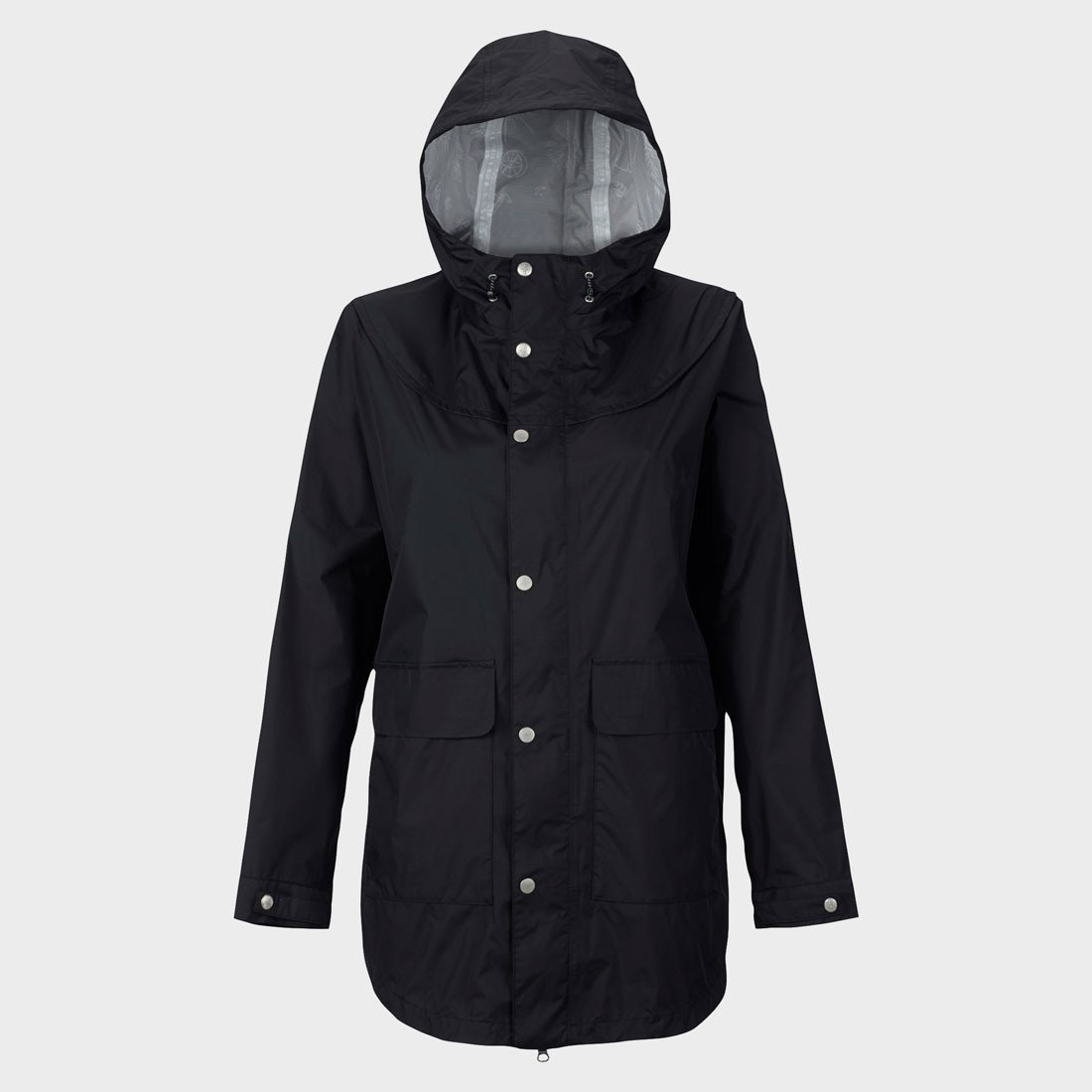 Burton Flare Parka Jacket True Black