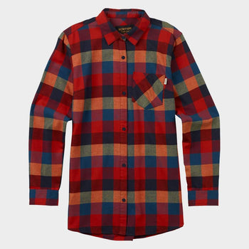 product: Burton Grace Tech Flannel Cally Plaid