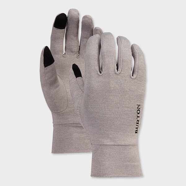 product: Burton Touch N Go Liner Heather Grey
