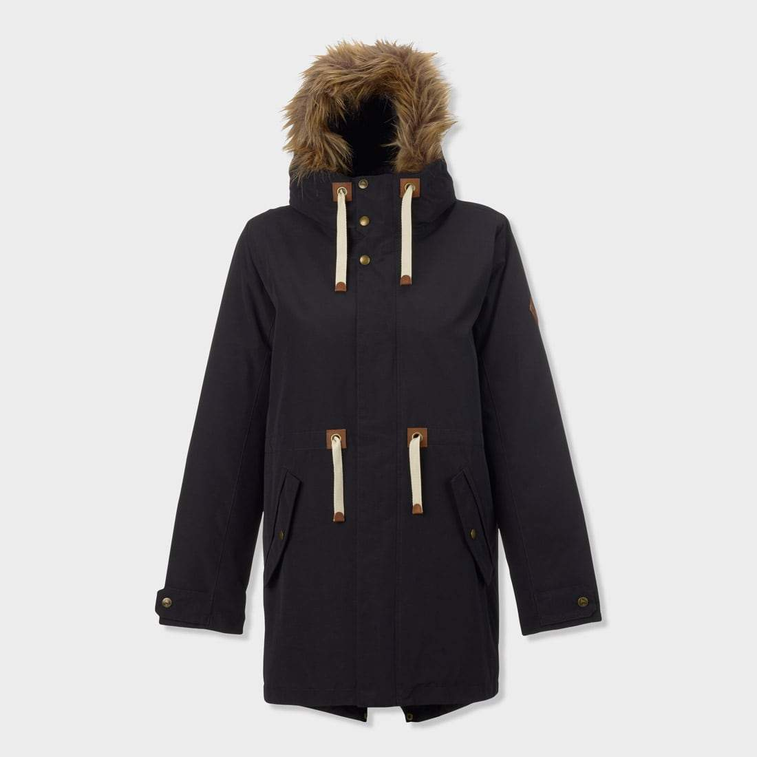 Burton Saxton Parka True Black
