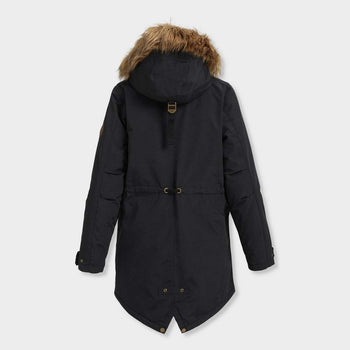 product: Burton Saxton Parka True Black