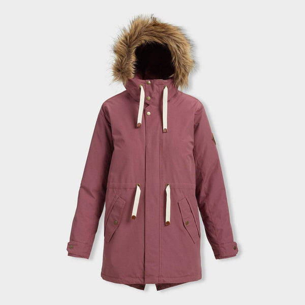 product: Burton Saxton Parka Rose Brown