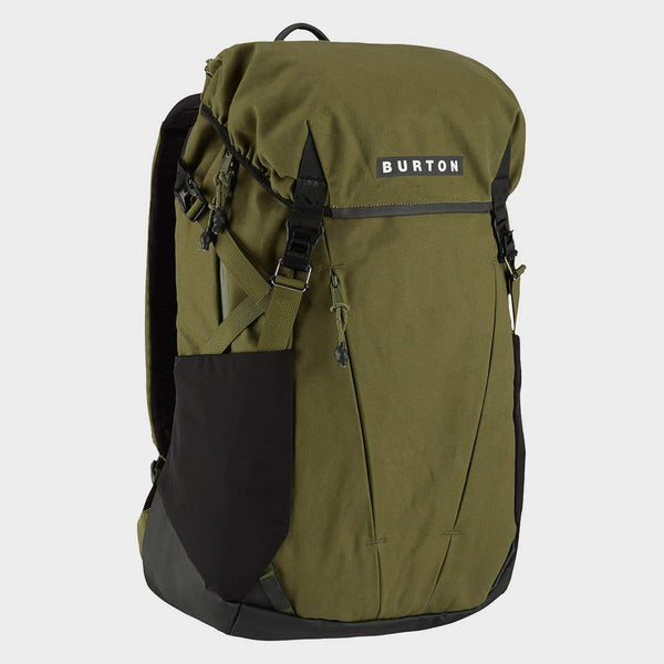 product: Burton Spruce Pack Olive Cotton Cordura