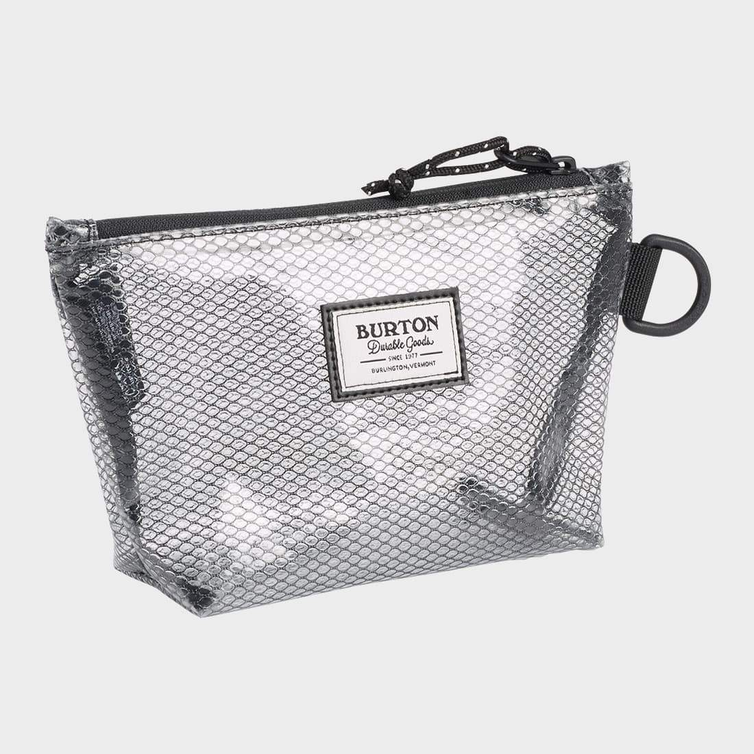 Burton Utility Pouch Small Clear