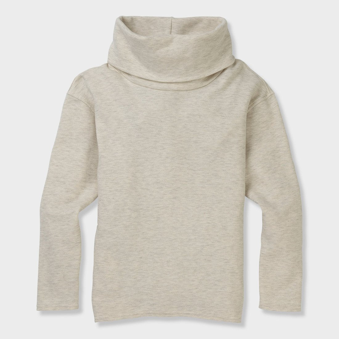 Burton Women's Ellmore Pullover Vanilla Heather