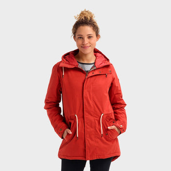 product: Burton Women's Insulated Sadie Jacket Tandori