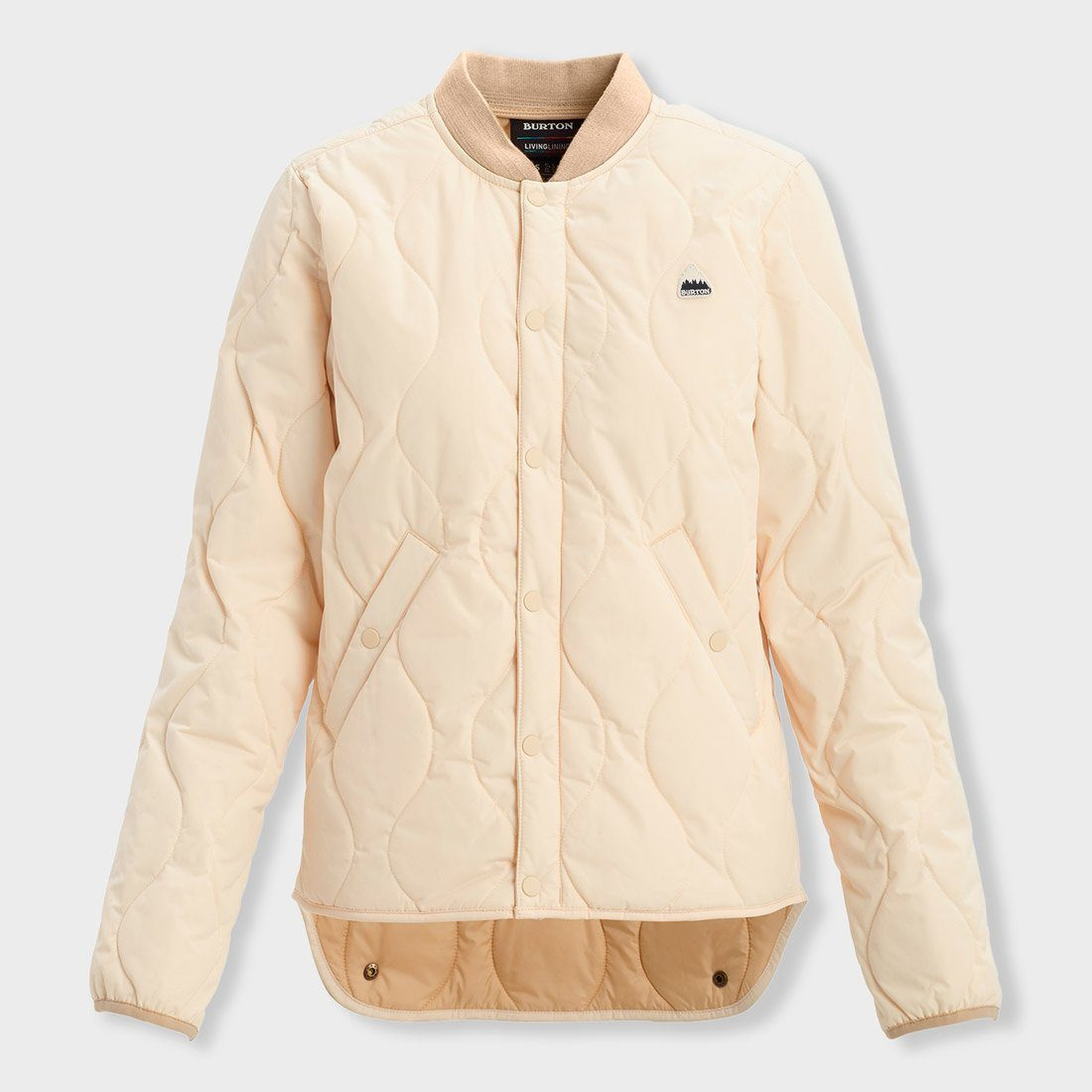 Burton Women's Kiley Insulator Cream Brulee