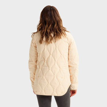 product: Burton Women's Kiley Insulator Cream Brulee