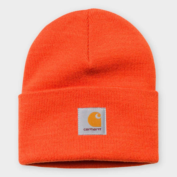 product: Carhartt WIP Acrylic Watch Hat Persimmon