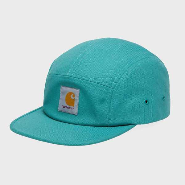product: Carhartt WIP Backley Cap Soft Teal