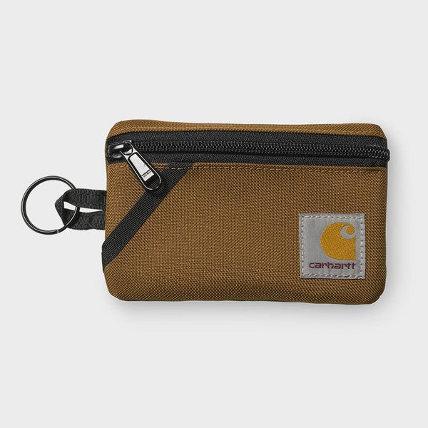 product: Carhartt WIP Barnes Coin Wallet Brown