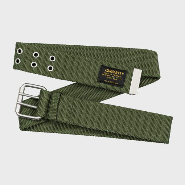 product: Carhartt WIP Camp Belt Rover Green