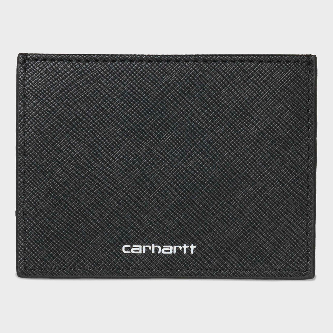 Carhartt WIP Coated Card Holder Black/ White