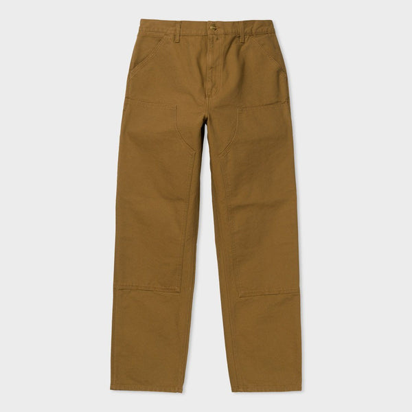 product: Carhartt WIP Double Knee Pant Hamilton Brown
