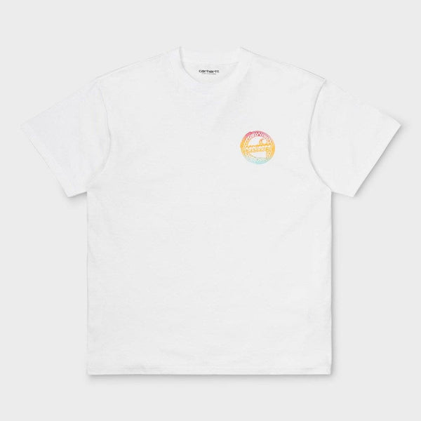 product: Carhartt WIP Flame T-Shirt White