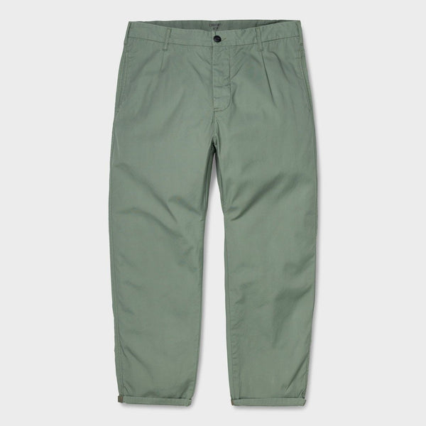 product: Carhartt WIP Gerald Pant Dollar Green Rinsed