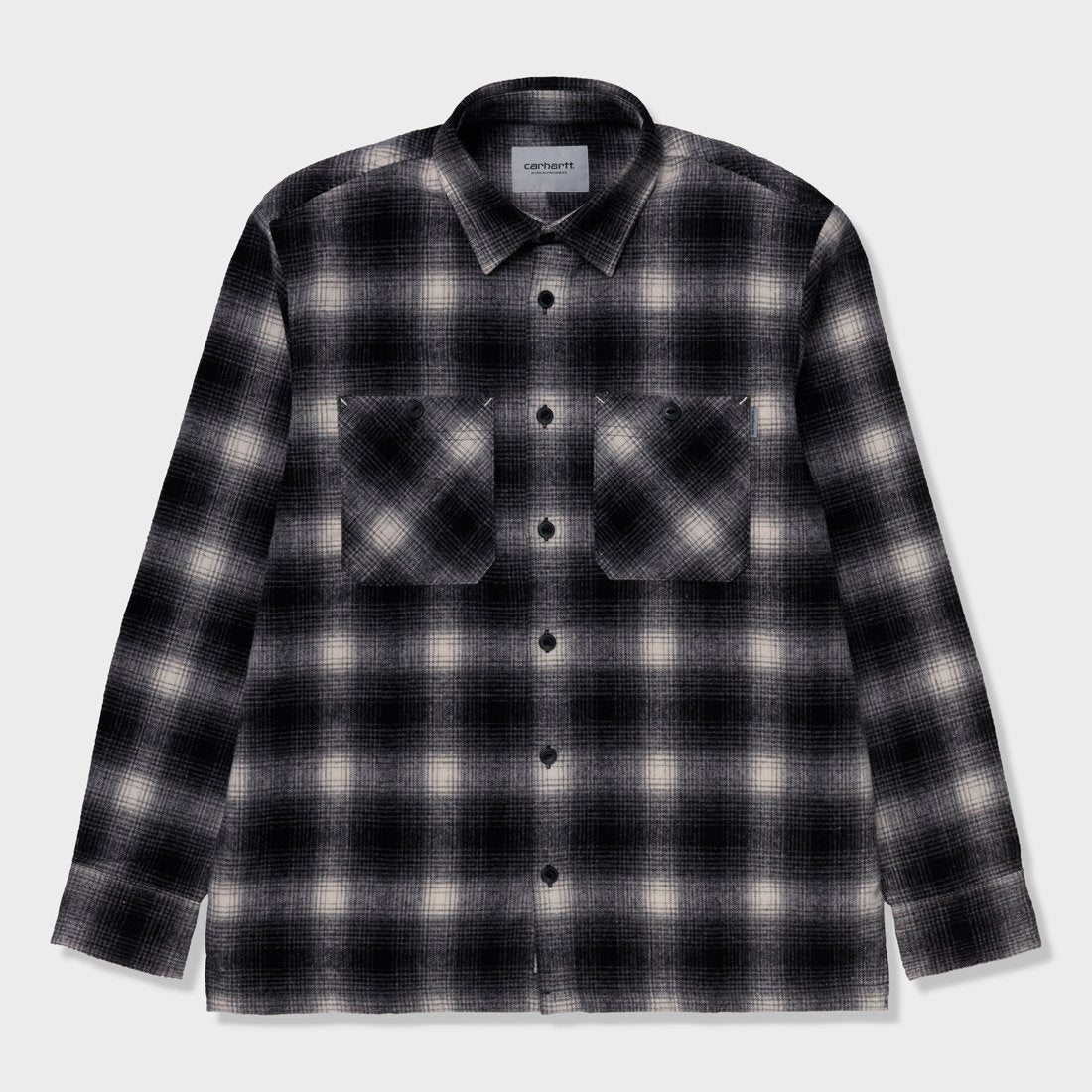 Carhartt WIP Halleck Shirt Black