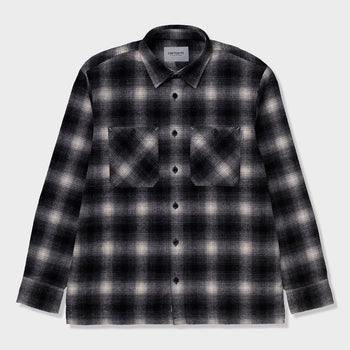 product: Carhartt WIP Halleck Shirt Black