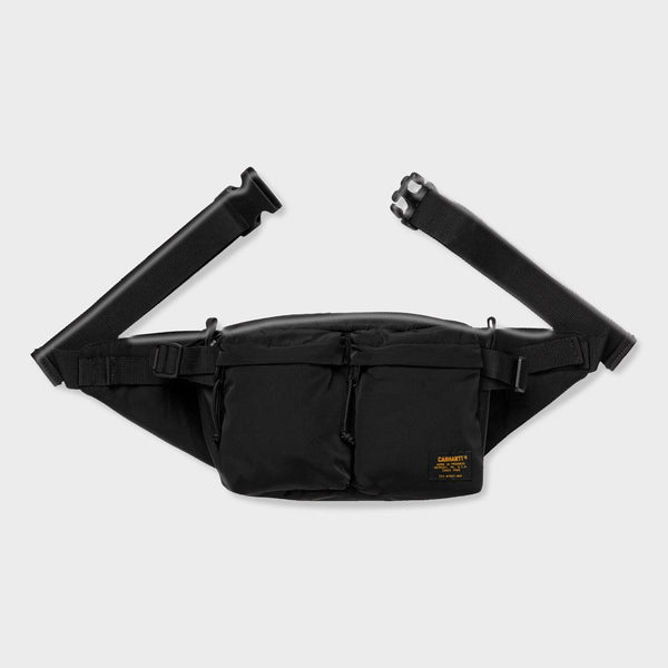 product: Carhartt WIP Military Hip Bag Black/ Black