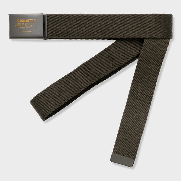 product: Carhartt WIP Military Printed Belt Cypress