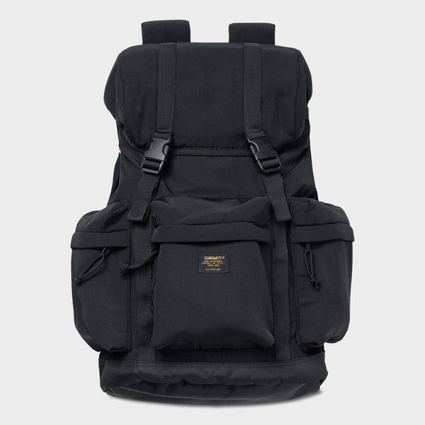 product: Carhartt WIP Military Rucksack Black