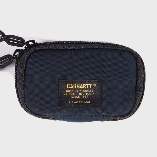 product: Carhartt WIP Military Wallet Small Navy