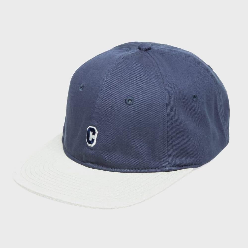 Prior Cap In Navy - Navy Carhartt Work in Progress I8Z98E6Ew