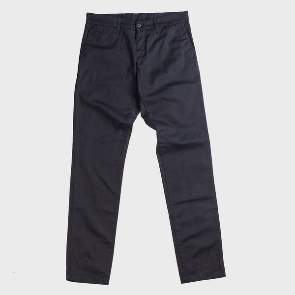 product: Carhartt WIP Sid Pant Dark Navy Rigid