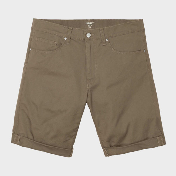 product: Carhartt WIP Swell Short Leather Rinsed