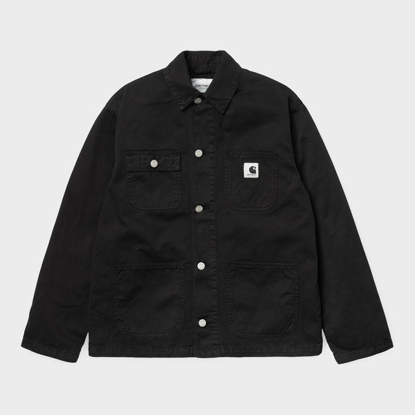 product: Carhartt WIP Women's Michigan Chore Coat Black