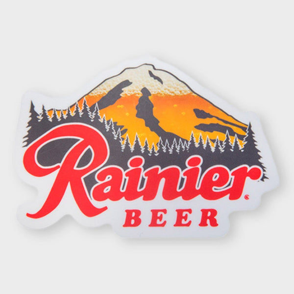 product: Casual Industrees Mt. Rainbeer Sticker