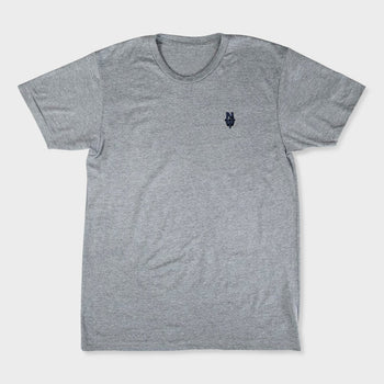 product: Casual Industrees N Dub T-Shirt Heather Grey