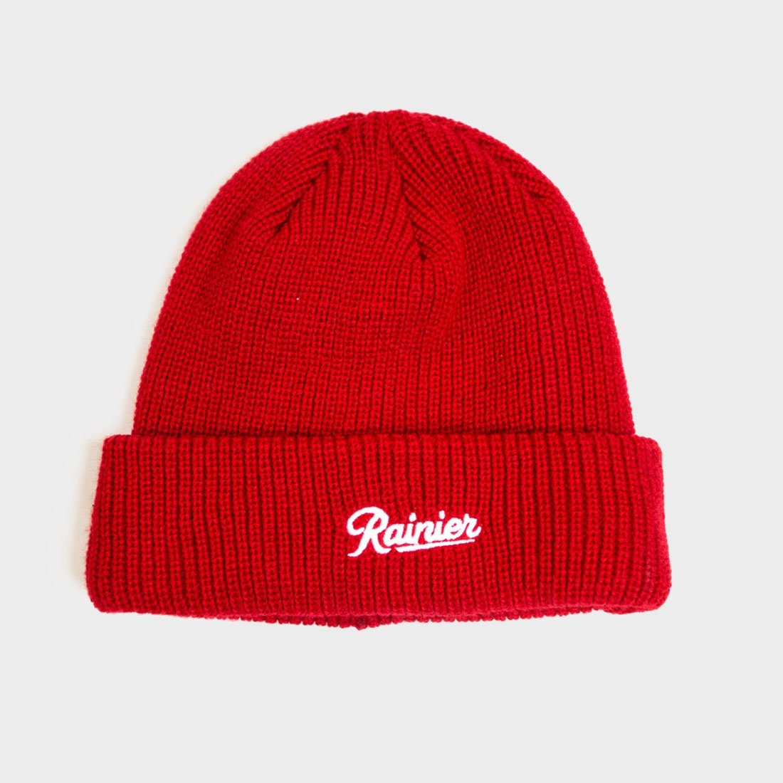 Casual Industrees Rainier Beanie Red