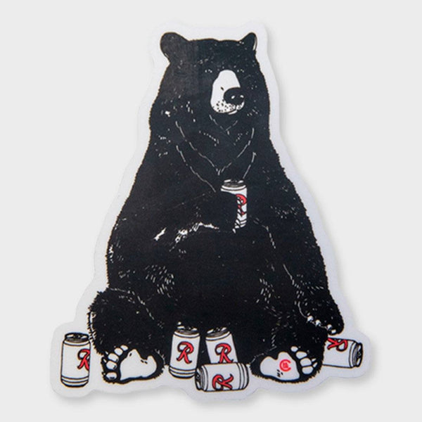 product: Casual Industrees Rainier Bear Sticker