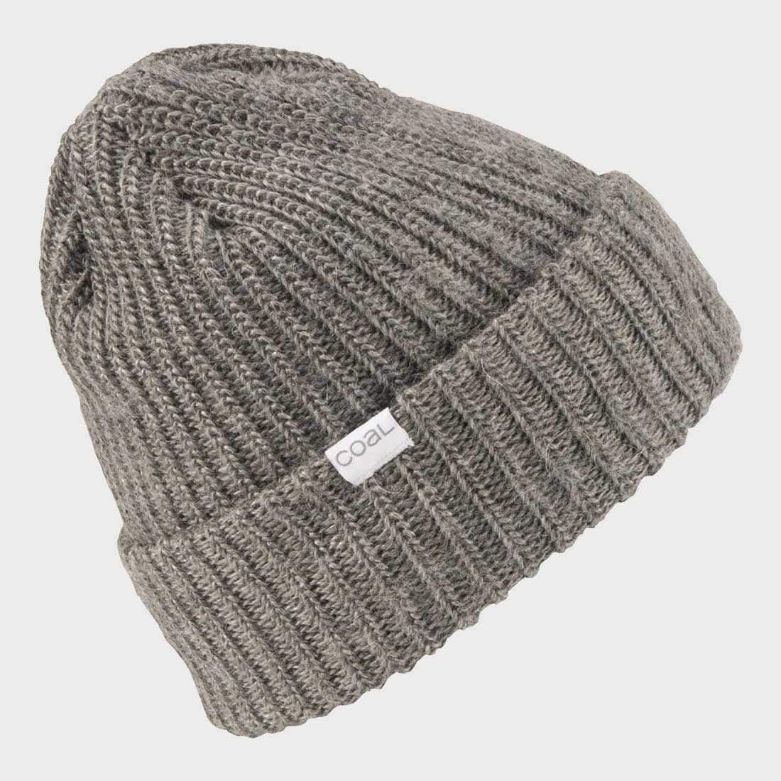 Coal The Edward Beanie Heather Grey