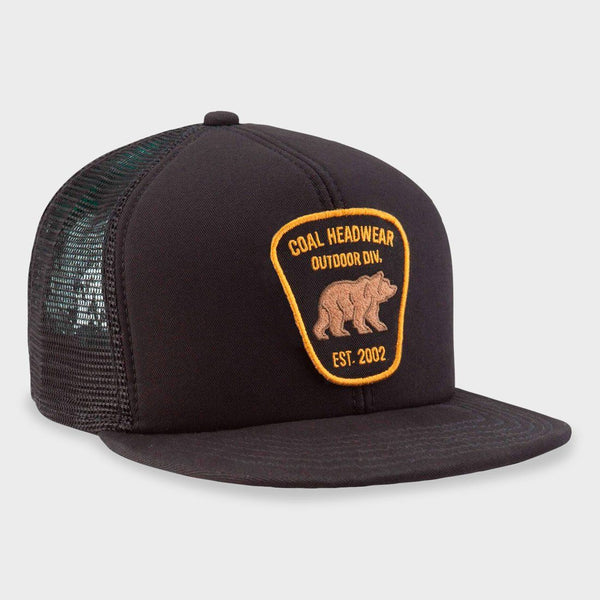 product: Coal The Bureau Hat Black
