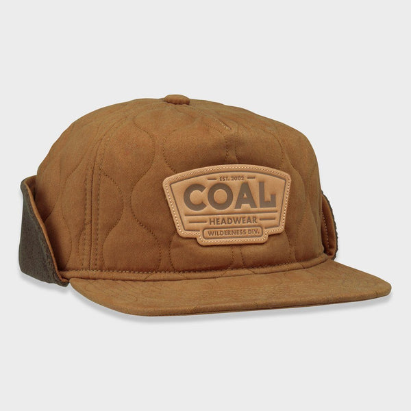 product: Coal The Cummins Hat Light Brown