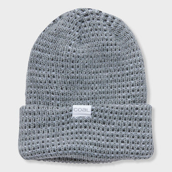 product: Coal The Davey Beanie Heather Grey