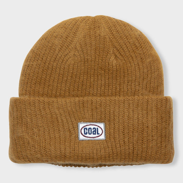product: Coal The Earl Beanie Mustard