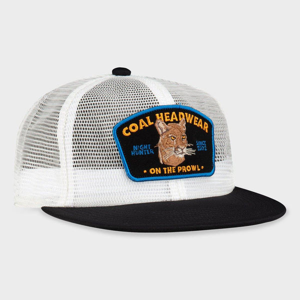 55469542f93af product: Coal The Everson White. Coal. Coal Headwear's The Everson hat ...