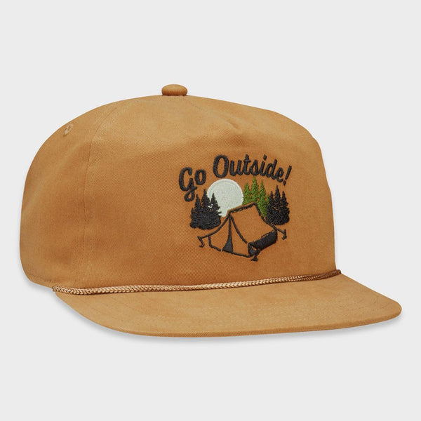 product: Coal The Field Hat Light Brown (Go Outside)