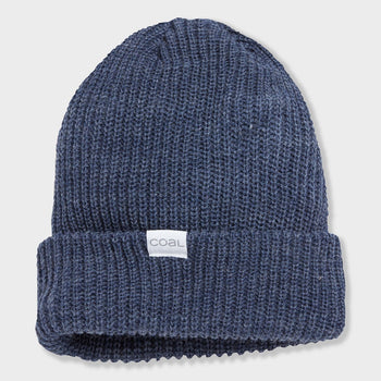 product: Coal The Stanley Beanie Heather Blue