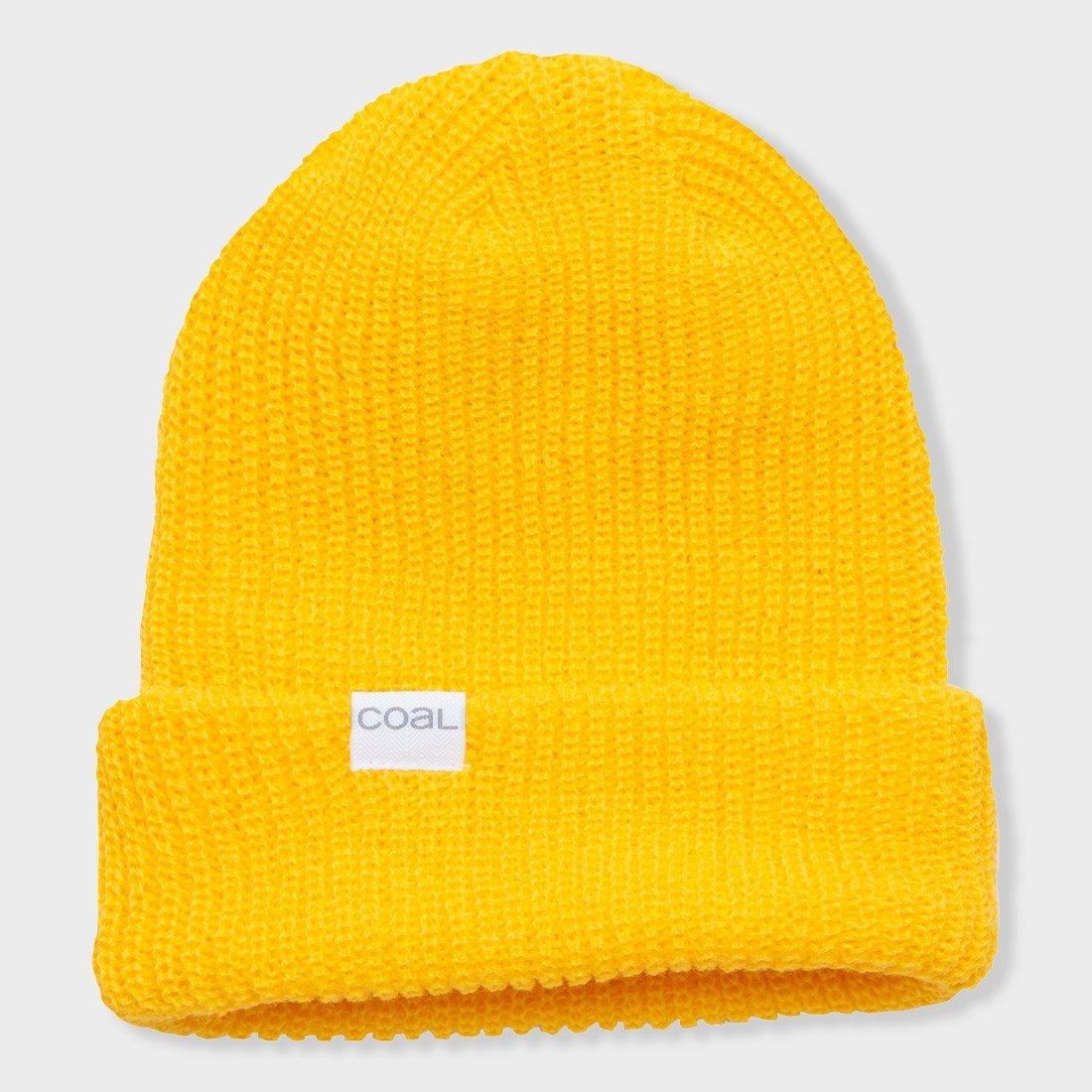 Coal The Stanley Beanie Yellow